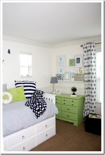 Blue Green Boys Room Design Dazzle