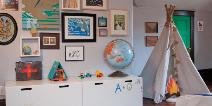 Toddler Bedroom Inspiration