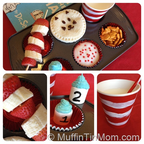 dr seuss cat in the hat food ideas