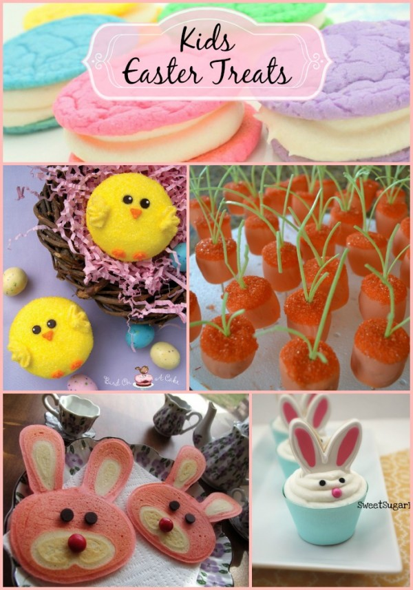 Kids Easter Snacks