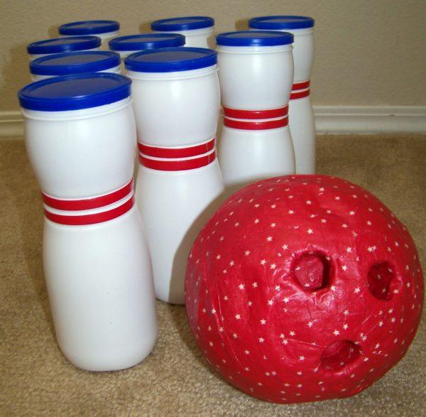 rainy day bowling