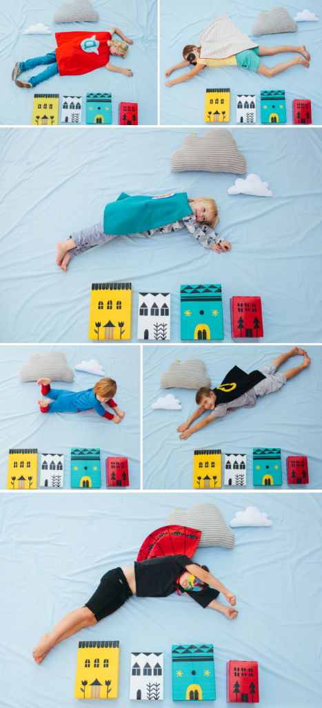 Fabulous DIY Superhero Photo Booth! Super fun activity that kids will love!