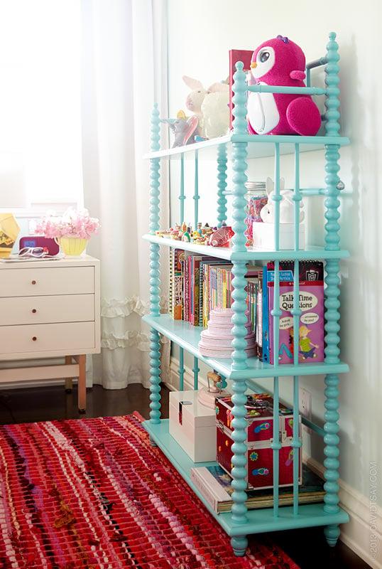 Bright Colorful Tween Bedroom Design Dazzle