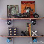 DIY: Kids Room Shelving