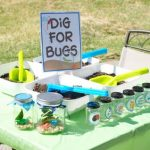 Kids Bug Birthday Bash
