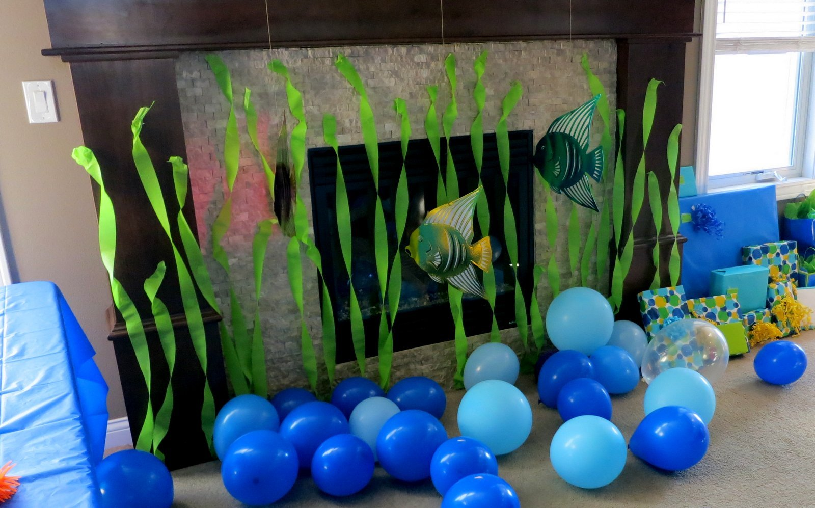 Ocean Birthday Party - Design Dazzle