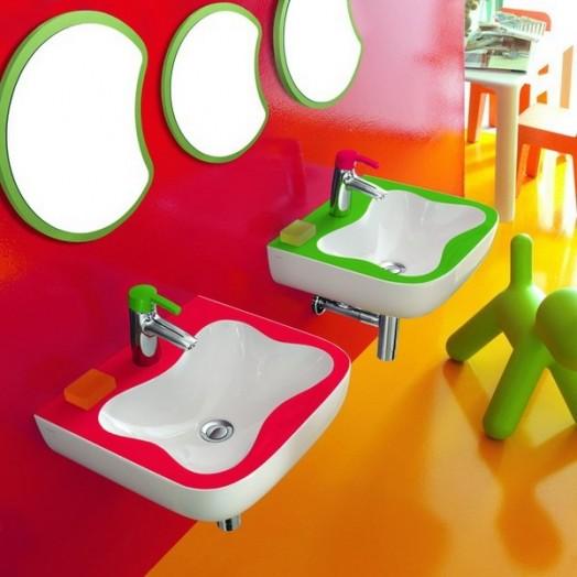 Modern Kids Bathroom Design Dazzle