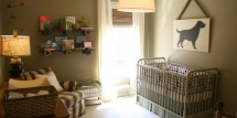 all boy nursery