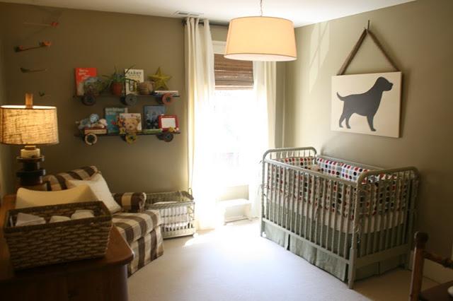 all boy nursery