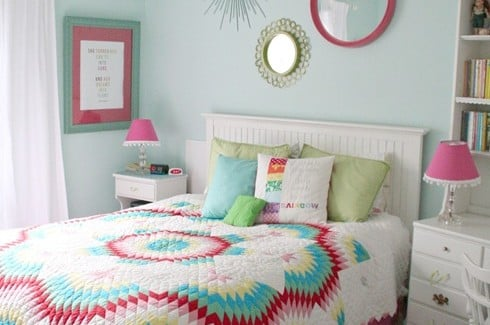 Colorful Teenage Girl Bedroom Ideas : girls room Archives - Design Dazzle