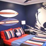 Teen Boys Surf Room Ideas