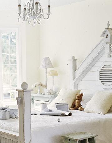 White Girls Room Ideas - Design Dazzle