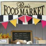 DIY Parisian Kids Play Market