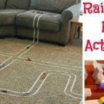 Rainy Day Kids Activities
