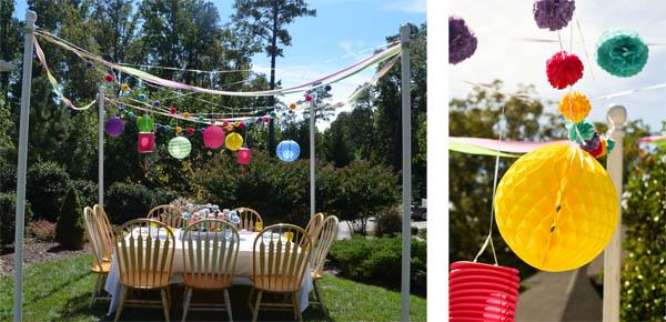 Alice in wonderland tea party - Alice in wonderland outdoor decorations ...