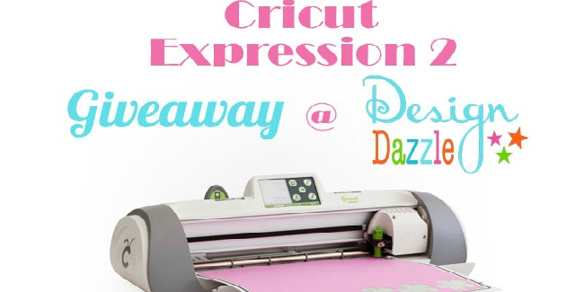 We Are Giving Away TWO Cricut Expression 2 Machines