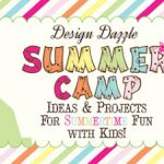 Summer Camp at Design Dazzle Starts Next Week!