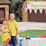 Summer Camp: Easy DIY Lemonade Stand
