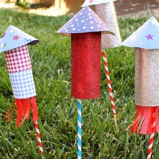 Summer Camp: 4th of July Rockets
