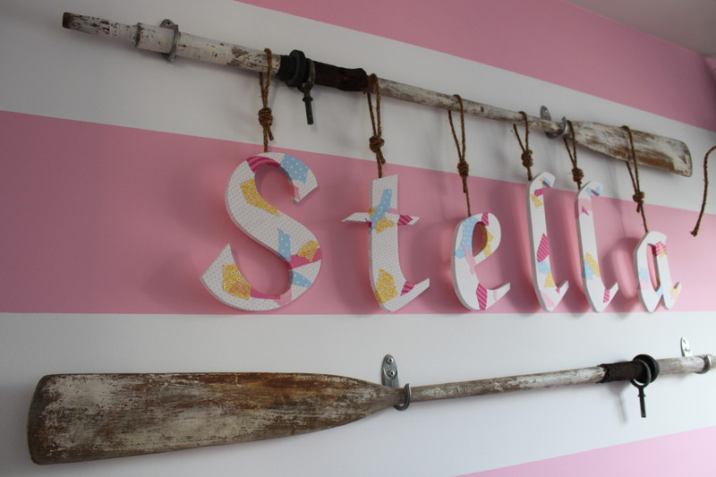 nautical girl room name