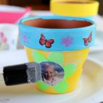 Summer Camp: Flower Pot Craft