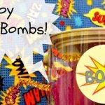 Summer Camp: Boy Bath Bombs
