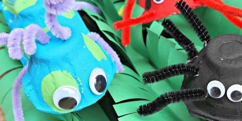 bug kid craft