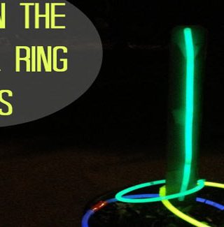 Summer Camp: Glow in the Dark Ring Toss