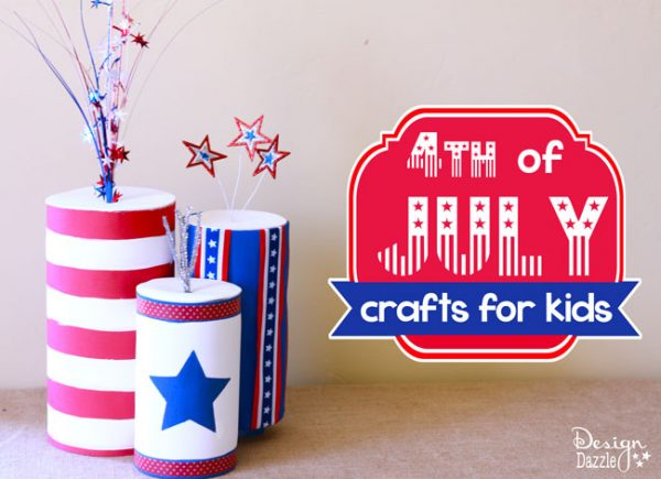 Crafts For Kids With Recylables