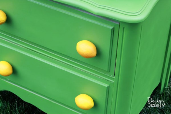 Turn A Nightstand Into A Lemonade Stand Design Dazzle