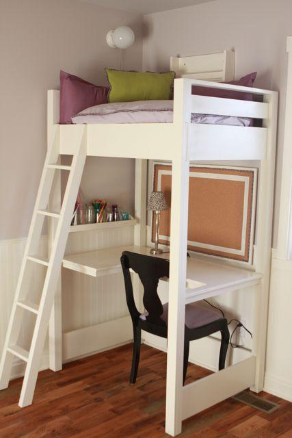 Great  Amazing Loft Ideas Beds and Playrooms