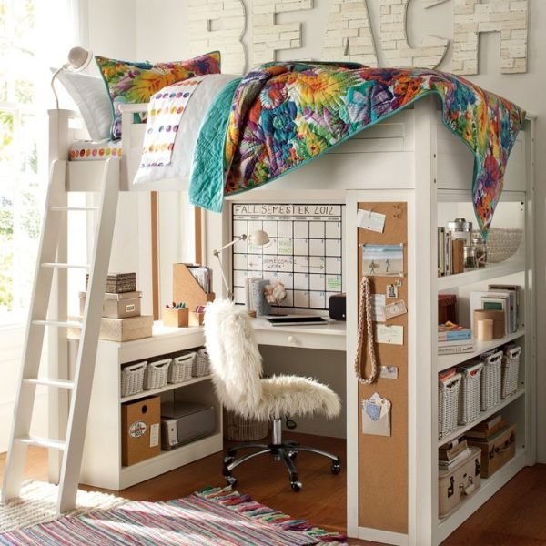 Pottery Barn Loft Bed For Girl Teens Sex Porn Images