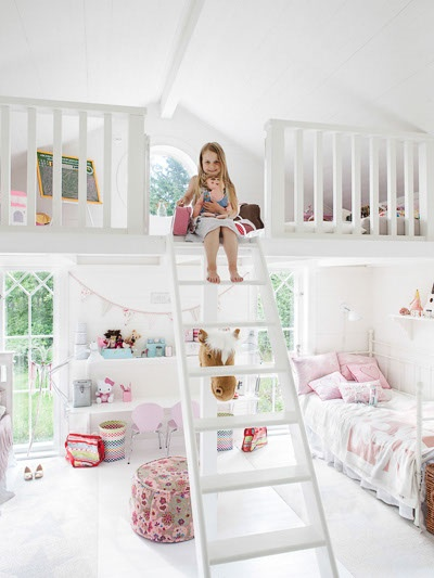 Superb 25 Amazing Loft Ideas    Beds And Playrooms