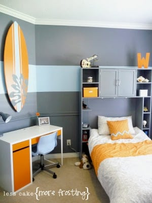 Sophisticated Boys Surfers Room