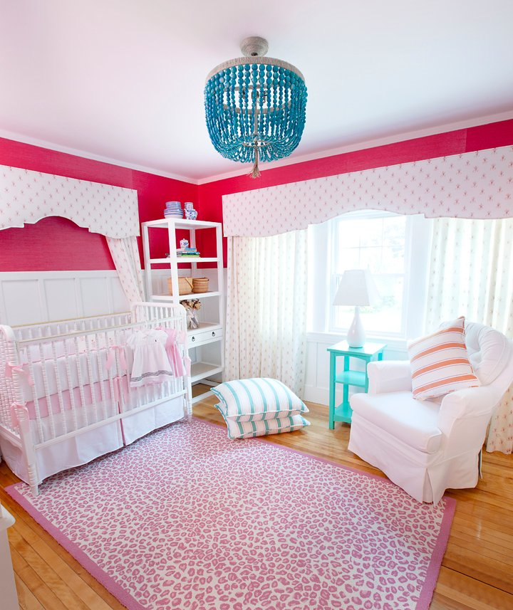 Fashion Inspired Girl 39 S Nursery Design Dazzle
