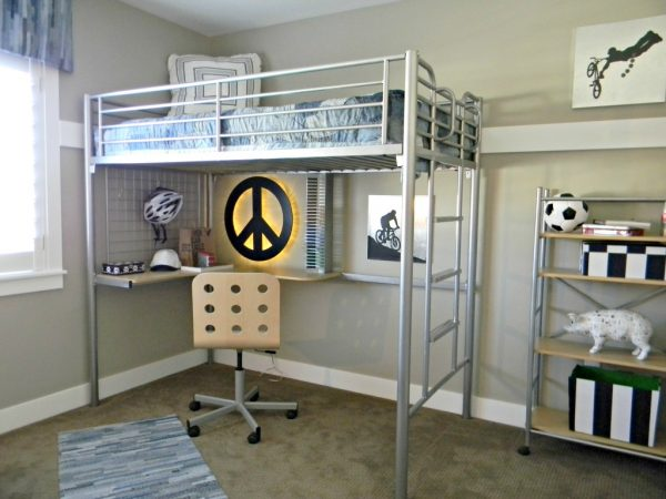 cool sporty boys room - Design Dazzle