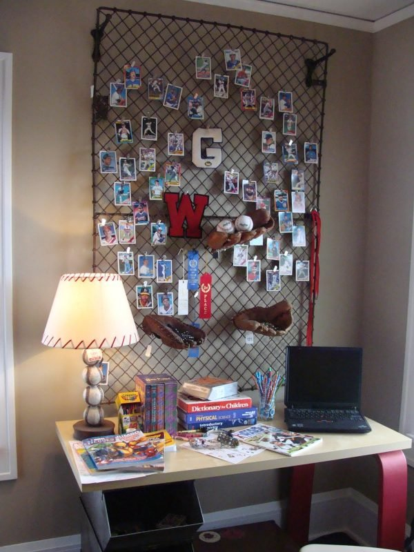 Boys Baseball Theme Kids Rooms