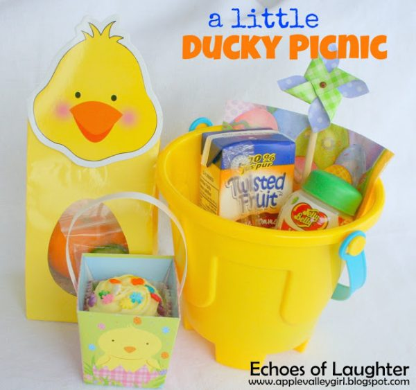 Ducky Picnic