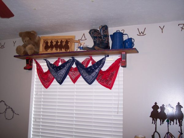 cowboy boys room ideas