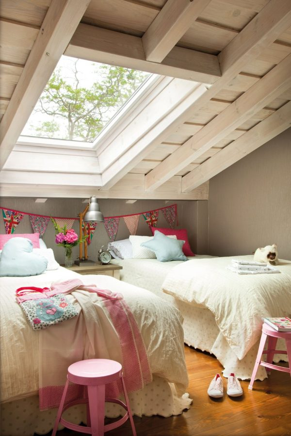 Cheery Bright Girls Room - Design Dazzle