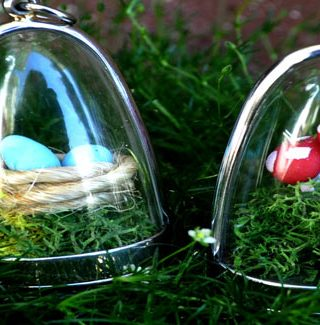 Summer Camp: Terrarium Pendants