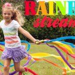 Summer Camp: Rainbow Bird Streamers
