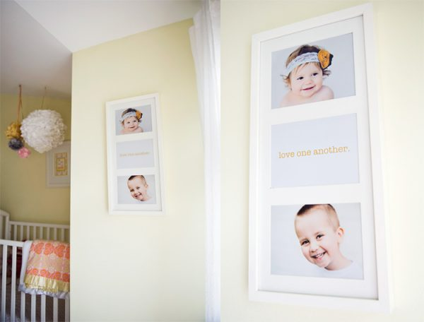 nursery and toddler shared room pictures