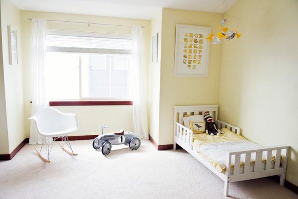 Design Toddler Boy Room