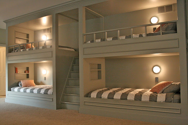 Beautiful  Fabulous Bunk Bed Ideas Design Dazzle