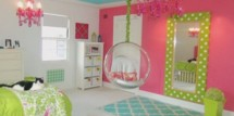 Preppy Teen Girls Room