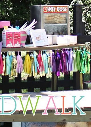 "Sweet As Can Be ""By the Boardwalk"" Party"