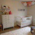 Pink & Peach Girls Nursery
