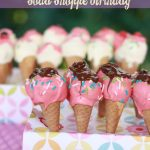 Soda Shoppe Birthday Party