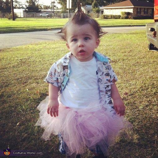 Ace Ventura DIY Halloween Costume -- Design Dazzle